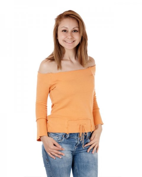 Дамска блуза подходяща за дами с ръст от 157 -164 см